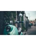 Motos de gasolina de diferentes marcas, potencias, cilindradas y precios