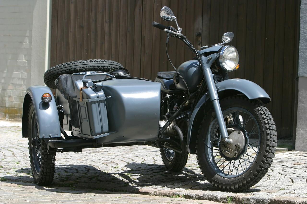 Motos reparación